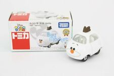 Takara Tomy Disney Motors TSUM TSUM Snowman White Diecast Toy Car 2015