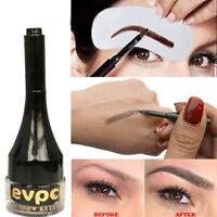 Eyebrow Extension Cream Dye Pomade 3D Eye Brow Fiber Gel Enhancer Fake Beard Pen