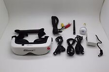 [From USA]Walkera Goggle 2 FPV5.8G Video Eyewear Built-in 5.8G,B Band,8 Channel