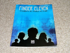 Finger Eleven Them vs. You vs. Me : Authentic Guitar TAB (Paperback Music Book)