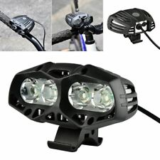 20000lm 4x XML-T6 LED 4 Mode Bike Bicycle Cycling Front Light Headlamp Headlight