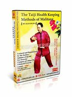 Ma Litang style Exercise Ma Xuzhou's Taiji Health Keeping Methods of Ma's 2DVDs