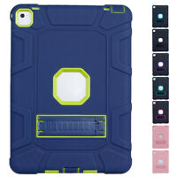 Shockproof Heavy Duty Rubber Hard Stand Case Cover For iPad Pro 9.7 Color:  I8S9