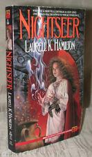 NIGHTSEER Laurell K. Hamilton ROC Fantasy Paranormal 1992 1st printing PB MINTY!