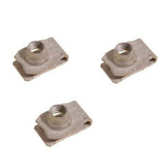 LAND ROVER LR3 / LR4, DISCOVERY 3 / 4 AIR SUSPENSION COMPRESSOR MOUNTING NUTS x3