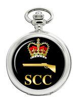 Sea Cadets SCC Klein Bohrung Abzeichen Taschenuhr