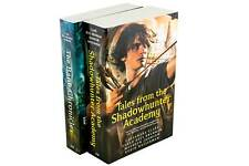 Tales From the Shadowhunter Academy and The Bane Chronicles 2 Book Set Cassandra