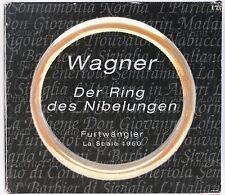 WAGNER: Der Ring Des Nibelungen FURTWANGLER La Scala 1950 BOX