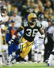 Packers LEROY BUTLER Signed 16x20 Photo #1 AUTO ~ Super Bowl XXXI Champ