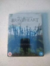 Braveheart Steelbook Bluray brand new and sealed limited edition very rare