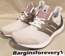 New Men s Adidas UltraBOOST LUX - Size 8.5 - Cream Sand Stone - DB0338 32946b9f1