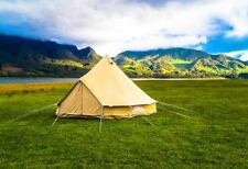 CanvasCamp Sibley 500 ProTech canvas bell tent
