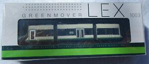 "99¢ STARTING BID Tomytec #1003 ""Green Mover"" N scale street car + motor kit"