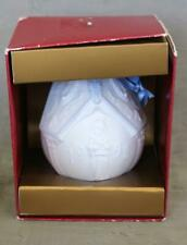 Lladro Christmas Ornament 1998 Ball - 16561 - Excellent With Box