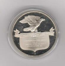 1977 Postmasters of America No.8 George Washington Silver Coin