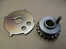 98 99 00 01 Yamaha R1 YZFR1 LOWER TIMING CHAIN GEAR / POINTER TIMING PLATE