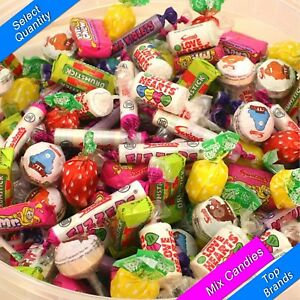 Summer 2021 Lollypop Top Brands candies Party sweets bag return gifts Piñata UK