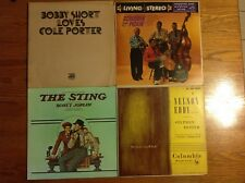 Records - Original Washboard Band; Stephen Foster; Cole Porter (Short); Joplin