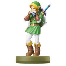 Video_game Nintendo amiibo Link Ocarina Time Legend of Zelda 30th Anniversary SB