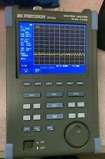 Bk Precision Handheld Spectrum Analyzer 2652a