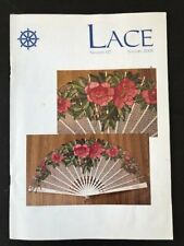 LACE MAGAZINE GUILD January 2005 Issue Number 117 PATTERNS PROJECTS MAKING SKILL