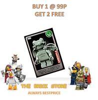 LEGO - #116 - GARGOYLE - CREATE THE WORLD TRADING CARD - BESTPRICE + GIFT - NEW