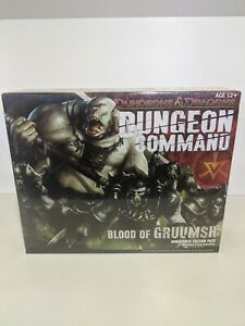 D&D Dungeon Command Blood Of Gruumsh Sealed Box
