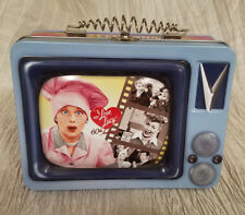 I LOVE LUCY TV TIN TOTE (60TH ANNIVERSARY) LUNCH BOX
