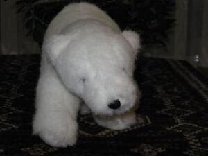 Xenos HOLLAND White Standing POLAR BEAR Plush