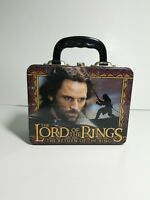 The LORD of the RINGS, Return of the King  Metal Lunch Box Tin by Playworks Intl