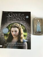GAME OF THRONES ISSUE 23 MARGAERY TYRELL EAGLEMOSS FIGURINE FIGURE MODELS