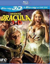 Argento's Dracula 3D / 2D (Blu Ray)