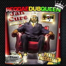 Chinese Assassin DJs - Jah Cure Now & Then Mixtape. Dancehall Reggae Mix CD.