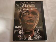 Asylum dvd euroshock collection Peter Cushing horror