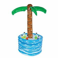 "4' Inflatable Palm Tree Cooler 48"" Luau Party Supplies Novelty"