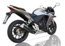 SILENCIEUX IXIL HYPERLOW BLACK HONDA CBR CB 500 X/F 2013/16 - XH6333XB
