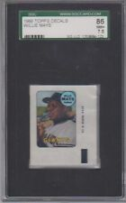 1969 Topps Decals Willie Mays SGC 7.5 NM+