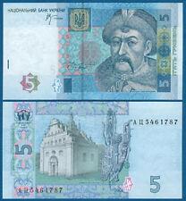 UKRAINE 5 Hryven 2005  UNC   P.118 b
