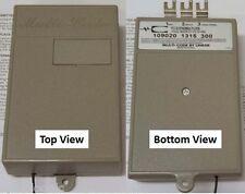 Multicode 1090 (one) Linear Gate Garage Door Receiver MCS 109020 300mh 24v 3089