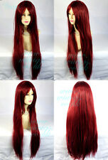 Wiwigs Watch Out Long Cosplay Purple White Red Pink Black Straight Ladies Wigs