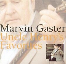 NEW - Uncle Henry's Favorites by Marvin Gaster