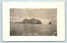 Kayak Island, AK - EARLY 1900s CAPE ST ELIAS ALASKA SHOP PHOTO RPPC