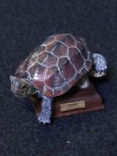 "Nature Techni Colour Turtle Gashapon "" Chinese pond turtle """