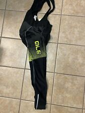 Alé Cycling PRR Winter Bibtight - Fluo Yellow - Men's XS-XXL
