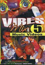 Vibes Mix 5 Music Videos DVD