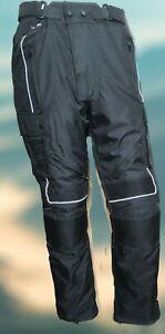 Motorradtextilhose  mit Protektoren Cargo look ,Airvent,Wasserdicht.Gr.S-5XL