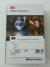 Speedglas  9100 FX air face seal