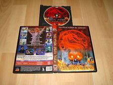 MORTAL KOMBAT BATALLA FINAL PELICULA EN DVD USADA DEL AÑO 1997 EN BUEN ESTADO