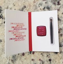 CHANEL Rouge COCO Lipstick Sample Cards - 452 Emilienne - 0.45 g
