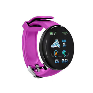 D18 Bluetooth Smart Watch  Sport Tracker Pedometer For Android IOS